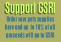 Help Support German Shepherd Rescue